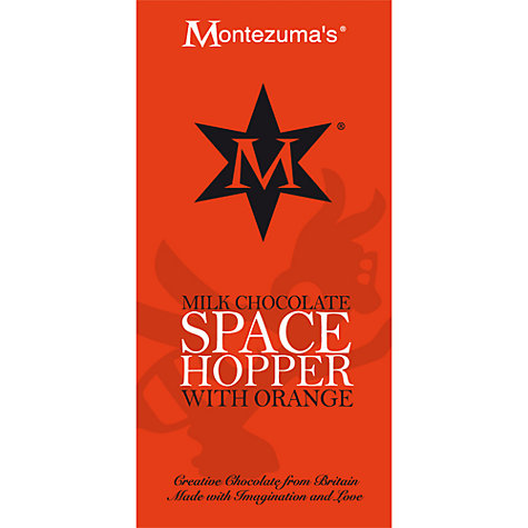 Buy Montezuma's Space Hopper Milk Chocolate Bar, 100g Online at johnlewis.com