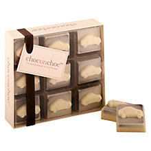 Buy Choc on Choc 9 Block Car Chocolate Box, 90g Online at johnlewis.com