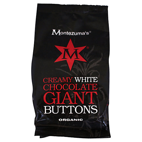 Buy Montezuma's Creamy White Chocolate Giant Buttons, 180g Online at johnlewis.com