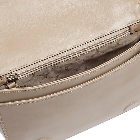 Buy Hobbs Bombe Mimi Leather Across Body Handbag Online at johnlewis.com