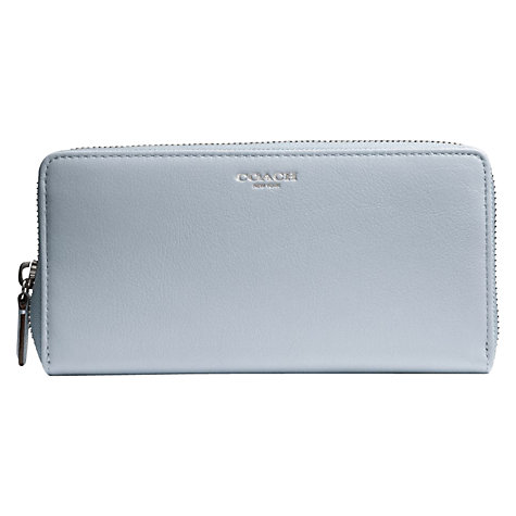 Buy Coach Bleecker Accordion Leather Purse Online at johnlewis.com