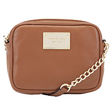 Buy MICHAEL Michael Kors Jet Set Across Body Handbag, Luggage Online at johnlewis.com