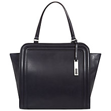 Buy Hobbs Bombe Darcy Leather Tote Handbag Online at johnlewis.com