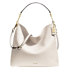 Buy Coach Madison Leather Hobo Bag Online at johnlewis.com