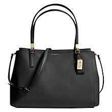 Buy Coach Madison Christy Leather Shoulder Bag Online at johnlewis.com