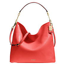 Buy Coach Madison Leather Hobo Handbag Online at johnlewis.com