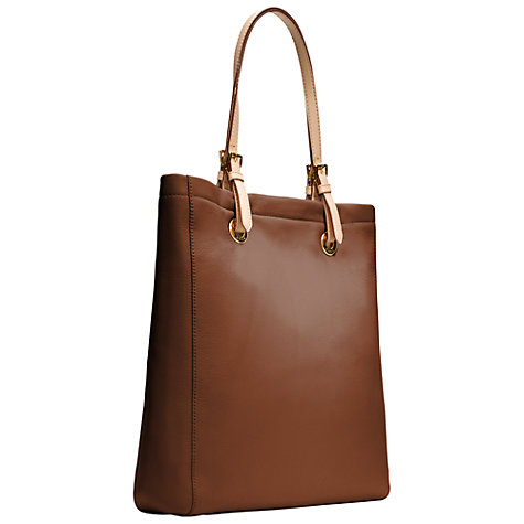Buy MICHAEL Michael Kors Jet Set Tote Bag, Luggage Online at johnlewis.com