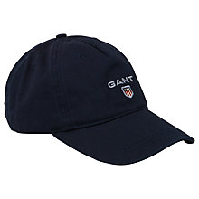 Buy Gant Twill Baseball Cap, One Size Online at johnlewis.com