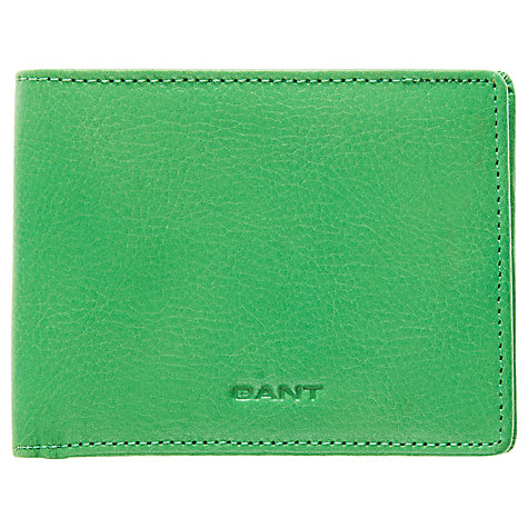 Buy Gant Leather Duo Wallet and Cardholder Online at johnlewis.com