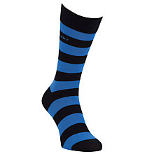 Buy Gant Bar Stripe Socks, One Size Online at johnlewis.com