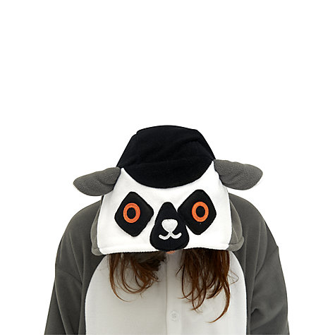 Buy Kigu Lemur Onesie, Grey Online at johnlewis.com