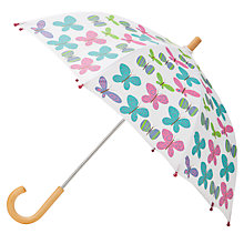 Buy Hatley Ditsy Butterfly Umbrella Online at johnlewis.com