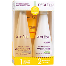 Buy Decléor Aroma Cleanse Body Essential Value Set, 400ml x 2 Online at johnlewis.com