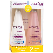 Buy Decléor Aroma Cleanser and Toner Duo Set, 400ml x 2 Online at johnlewis.com