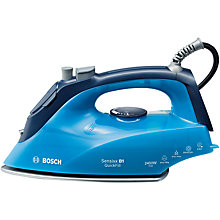 Buy Bosch TDA2655GB Steam Iron, Blue Online at johnlewis.com