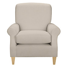 Buy John Lewis Dorset Armchair, Belle French Grey Online at johnlewis.com