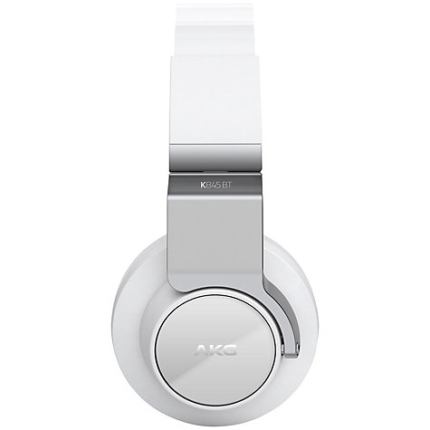 Buy AKG K845 BT Over-Ear Bluetooth Headphones with Remote Online at johnlewis.com