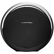 Buy Harman Kardon Onyx Portable Wireless NFC Bluetooth Speaker System with Apple AirPlay Online at johnlewis.com