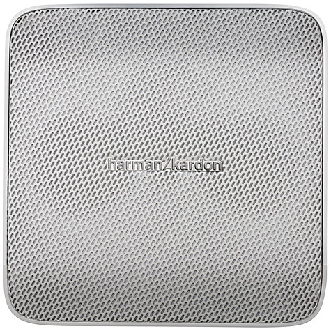 Buy Harman Kardon Esquire Portable NFC Bluetooth Speaker System with Microphone Online at johnlewis.com