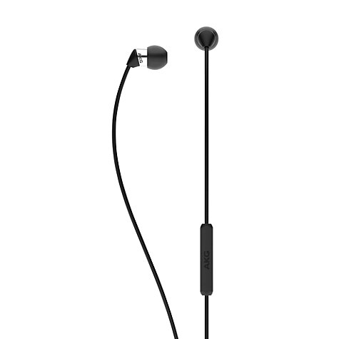 Buy AKG K323XS I Ultra Small In-Ear Headphones with Apple Three Button Mic/Remote Online at johnlewis.com