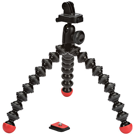Buy Joby Gorillapod Action Tripod with GoPro Mount Online at johnlewis.com