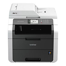 Buy Brother MFC-9140CDN All-in-One Wireless Laser Printer & Fax Machine Online at johnlewis.com