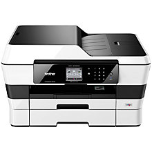 Buy Brother MFC-J6720DW Wireless All-in-One A3 Printer & Fax Machine Online at johnlewis.com