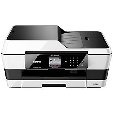 Buy Brother MFC-J6520DW Wireless All-in-One A3 Printer & Fax Machine Online at johnlewis.com