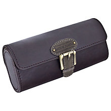 Buy Jacob Jones Glasses Case, Khaki Online at johnlewis.com