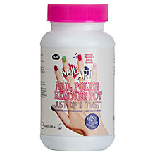 Buy Npw Nail Polish Remover Pot Online at johnlewis.com