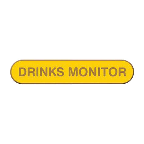 Buy Wild & Wolf Drinks Monitor Old School Badge Online at johnlewis.com