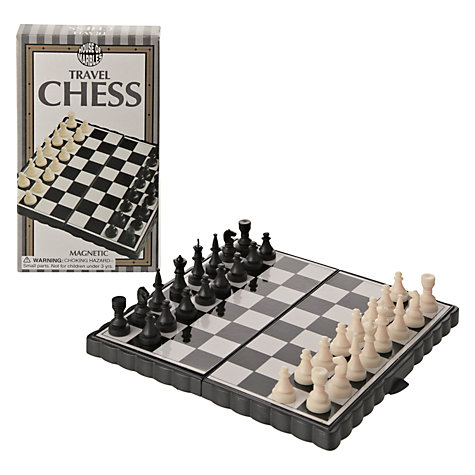 Buy House of Marbles Travel Chess Online at johnlewis.com