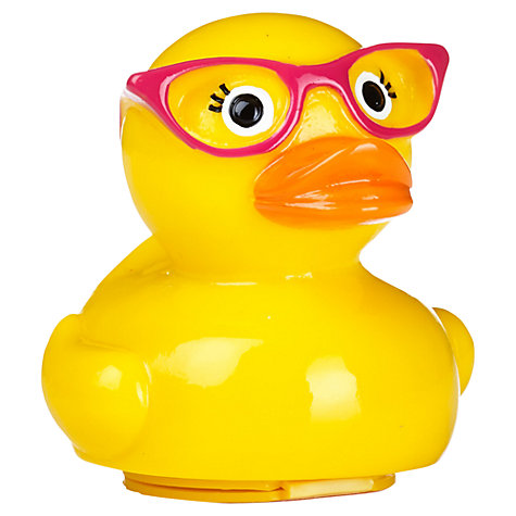 Buy Npw Peach Duck Lip Balm, Yellow Online at johnlewis.com