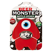 Buy Bluesky Beer Monster Bottle Opener Online at johnlewis.com