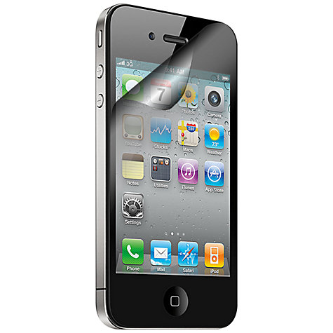 Buy Kondor iPhone 5 Screen Protector Online at johnlewis.com
