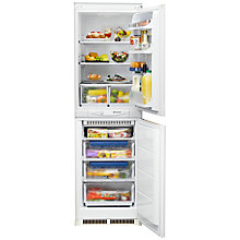 Buy Hotpoint HM325FF.1 Integrated Fridge Freezer, A + Energy Rating, 54cm Wide Online at johnlewis.com