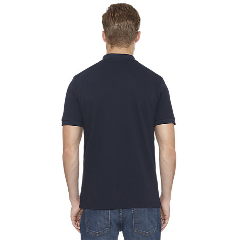 Buy Original Penguin Daddy Polo Shirt, Dark Sapphire Online at johnlewis.com