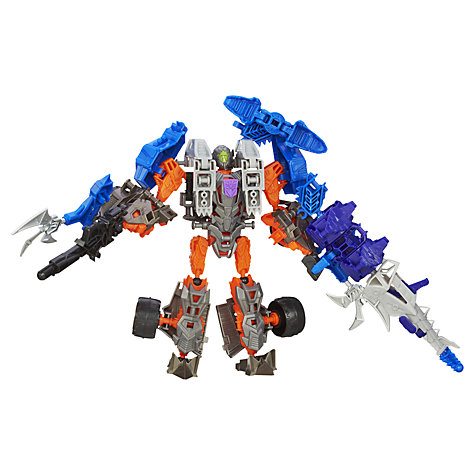 Buy Transformers 4: Age Of Extinction Construct-Bots Scout, Assorted Online at johnlewis.com