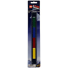 Buy The LEGO Movie 30cm Ruler Online at johnlewis.com