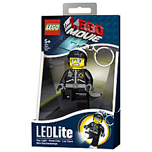 Buy The LEGO Movie Bad Cop Keylight Online at johnlewis.com