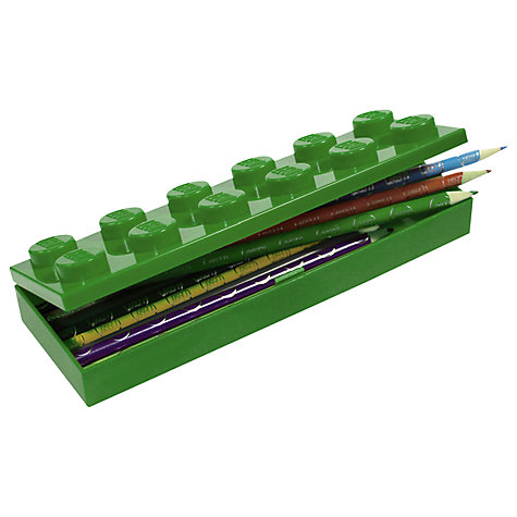 Buy The LEGO Movie Pencil Case, Assorted Online at johnlewis.com
