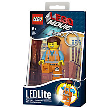 Buy The LEGO Movie Emmet Keylight Online at johnlewis.com