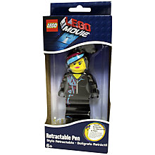 Buy The LEGO Movie Wyldstyle Pen Online at johnlewis.com