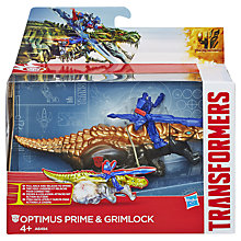 Buy Transformers 4: Age Of Extinction Jouster, Assorted Online at johnlewis.com