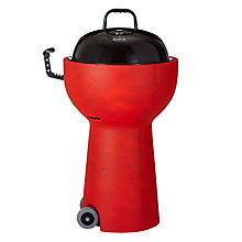 Buy Supagrill Pod Charcoal Tabletop Barbecue, Dia.45cm Online at johnlewis.com