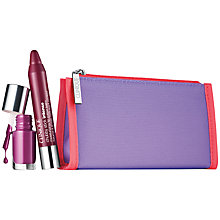 Buy Clinique Chubby Stick and Nail Mini Set Online at johnlewis.com