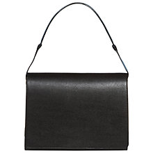 Buy Hobbs Square Handle Brooke Leather Handbag Online at johnlewis.com