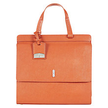 Buy Hobbs Minimal Queensbridge Leather Handbag Online at johnlewis.com