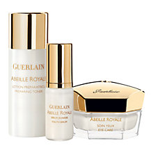 Buy Guerlain Abeille Royale Full Eye Collection Set Online at johnlewis.com