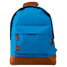 Buy Mi-Pac Mini Backpack, Royal Blue Online at johnlewis.com
